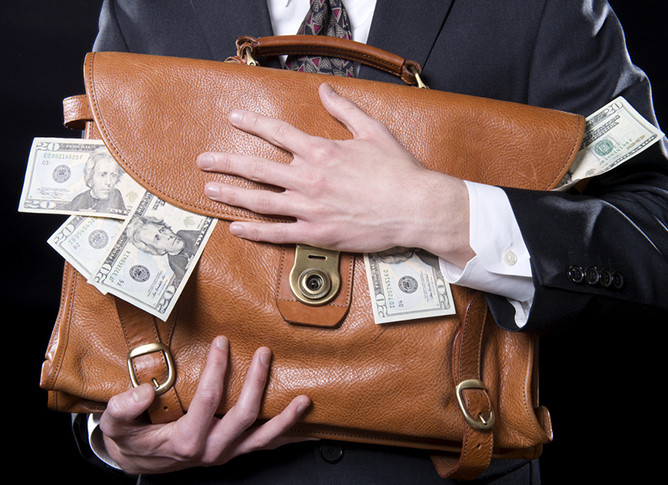 Clues that a spouse may be hiding money
