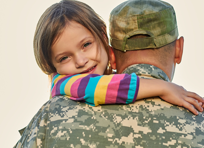 Jurisdiction over military members: You may have a choice between states.