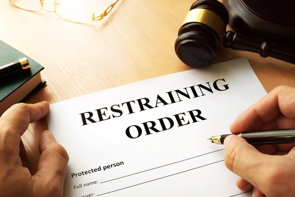 Domestic Violence Obtaining Restraining Order